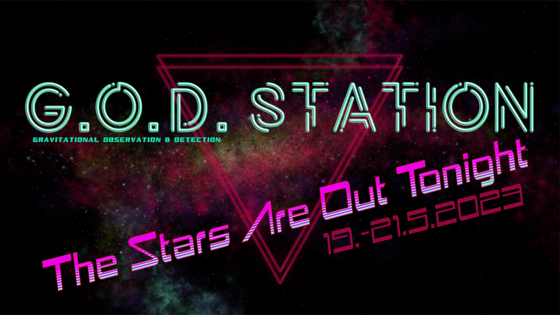 G.O.D. Station: The Stars Are Out Tonight