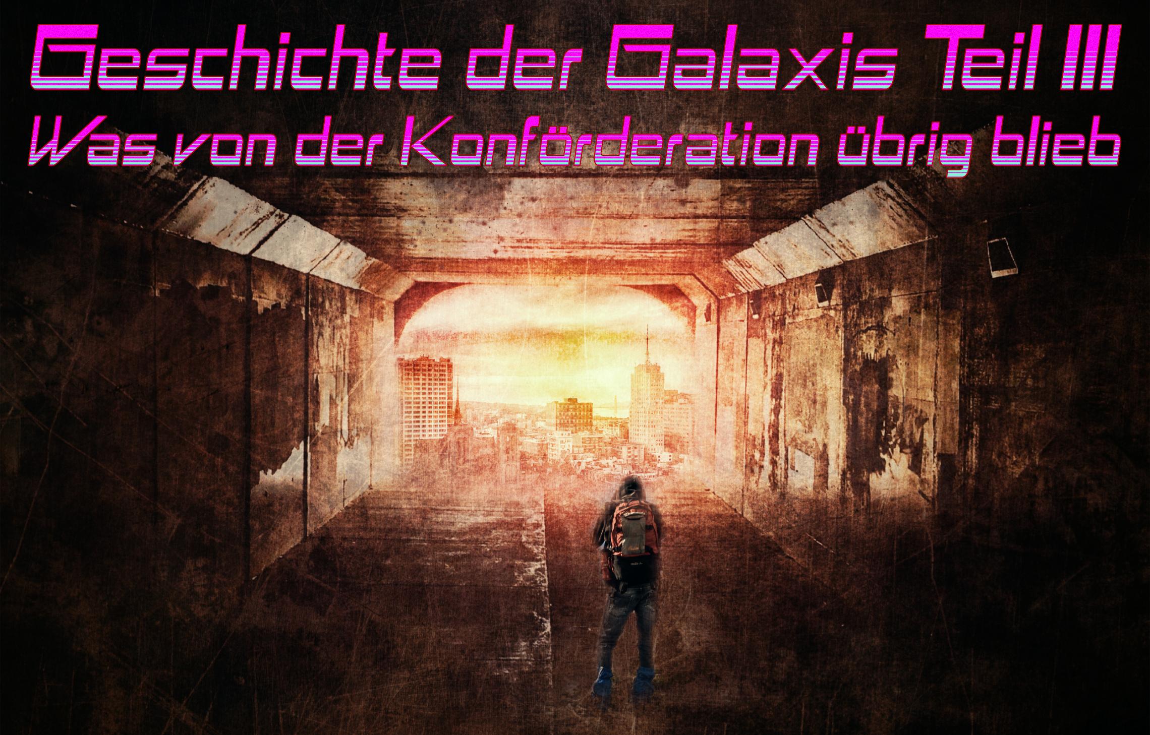 Die Geschichte der Galaxis, Teil III